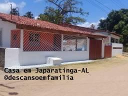 Casa de praia com piscina em Japaratinga-AL -Contato: ( *