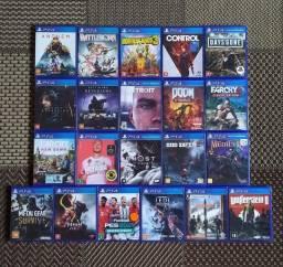 Jogos PS4 [Lacrados]