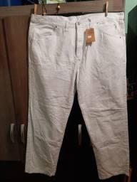 Calça cumprida branca 58