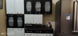 Armário de cozinha completo com balcão em aço da marca telasul