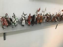 Cavaleiros medievais