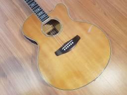 Violao Yamaha Cpx1000 TOP - Taylor Martin fender crafter cort takamine
