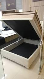 Base Box Bau Casal, Compre Direto de Nossa Fabrica Master Box 21 2764-9572