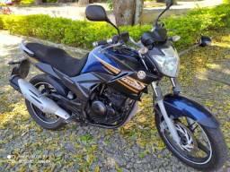 Moto fazer 250cc blue flex