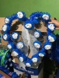 Coroa de Flores para o dia de Finados