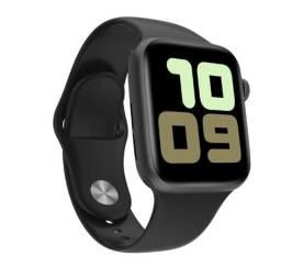 Iwo ft30 relógio inteligente smartwatch faz e recebe chamadas