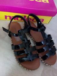 Sandália moleca n35