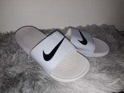 Chinelo Nike Branco n° 39 40
