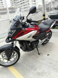 Moto Honda NC 700