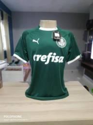 Camisa do Palmeiras Tam P  verde Masculina nova na etiqueta sem uso