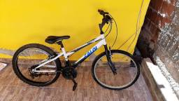 Bicicleta Caloi ( leia a descrição )