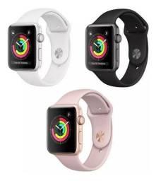 Apple watch série 3 38 mm novo lacrado