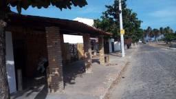 Vendo uma casa de praia,localizada em barrinha município de cajueiro da praia.