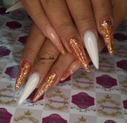 Alongamento de unhas Yesica Nails *