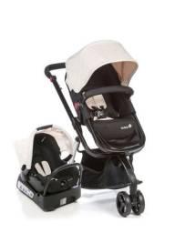 Carrinho de Bebê Travel System Mobi - Safety<br><br>