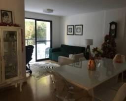 Apartamento no Tirol - 92m² - Semi Mobilado - Vista para o Verde