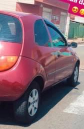 Vendo Ford Ká 1.0 Vermelho Bordo