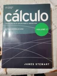 Livro de Cálculo 2 James Stewart 6 edição