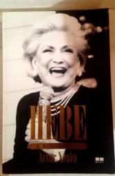 Hebe, a Biográfia, livro em bom estado