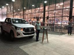 Toyota Hilux srv 0 KM a faturar na Kuruma