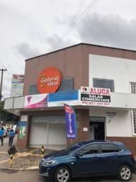 Excelentes Salas Comerciais próximo a 44 - Galeria Ideal