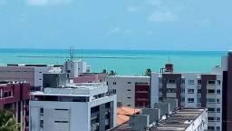 Edifício Toulon- 60m²- Cabo Branco- Nascente!