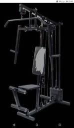 Aparelho de musculação (academia)