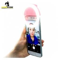 Mini Led Selfie Ring Light Celular