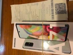 "Celular Samsung A71 ""Lacrado"""