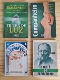Diversos livros - preço simbólico por unidade