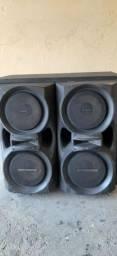 Vendo caixa de som Sony