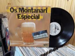 Lp, vinil Os Montanari.