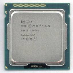 Intel Core i5 3470 lga 1155 terceira geração