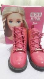 Bota Coturno da Barbie