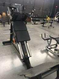 Equipamentos de musculação profissionais