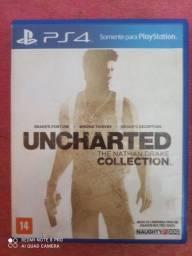 Título do anúncio: Coleção Uncharted