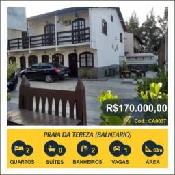Título do anúncio: Casa com 2 dormitórios à venda, 63 m² por R$ 170.000,00