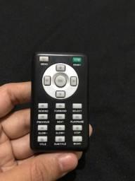 Controle remoto raro para ps2 Dvd assistir filmes música