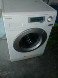 Vendo máquina de lavar roupa Samsung