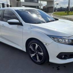 Título do anúncio: Honda Civic EXL 2.0 Top de linha. Pneus novos. Muito novo....