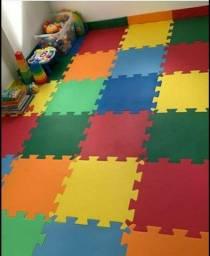 Tatame Eva kit 8 pecas+12 bordas de acabamento  #entregamos #pode escolher as cores
