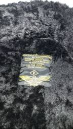 Vendo casaco Marca FÓRUM em Couro Nobook preto