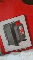 Transformador de 220v pra 110v - potência 1030
