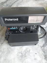 Máquina Polaroid fotográfica
