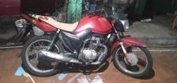 Troca FAN 125cc