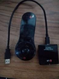 Controle remoto Magic completo mais uma câmera