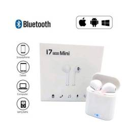 COD:0058 fone de ouvido sem fio i7 mini