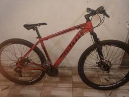 Bicicleta aro 29 de trilha