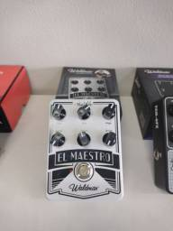 Pedal Waldman El Maestro, emulador de amplificador