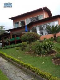 Casa com 4 dormitórios à venda, 222 m² - Granja Guarani - Teresópolis/RJ